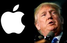 Trump Apple'a savaş açtı! iPhone kullanmayın..