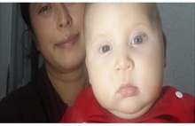 Bu bebeğin bir gözü mavi diğeri kahverengi