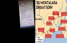 Emniyet'ten İstanbul için bomba alarmı