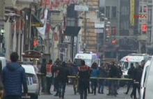 İstiklal Caddesinde canlı bomba patladı: 5 ölü