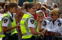 Kadın polis 4 tane şeker için meslekten atıldı