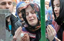 Beratcan'ın annesi tekrar gözaltına alındı