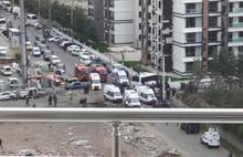 Diyarbakır'da patlama: 7 polis şehit