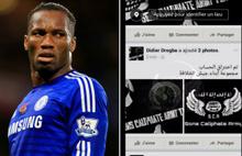 Drogba'nın Facebook hesabını IŞİD çaldı