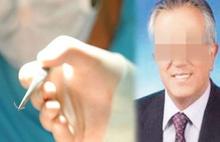 Ünlü kalp cerrahını bıçak parası tutuklattı