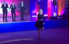 Rus Dışişleri Bakanlığı Sözcüsü Mariya Zaharova'nın dansı