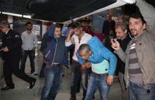 Bursa'da canlı bomba paniği