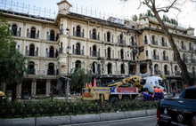 Bombalı araç 3 gün otoparkta beklemiş