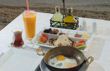Bakanlıktan örnek kahvaltı menüsü
