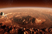 Nasa'dan Mars'ın daha önce hiç yayınlanmamış görüntüleri!