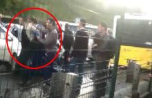 İşte Acıbadem'de meydana gelen metrobüs kazası