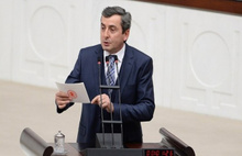 MHP'liler AKP'li vekili yuhaladı