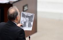 Meclis'te şok afiş skandalı