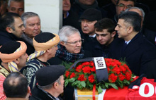 Devletin zirvesi İlhan Cavcav'ı uğurladı