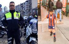 Galatasaray kahramanın oğlu için harekete geçti