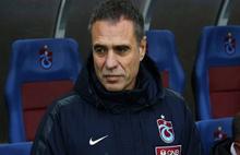 Trabzonspor'da Ersun Yanal ile yollar ayrıldı