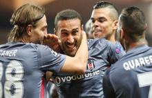 Avrupa Beşiktaş'ın kanatlarının altında