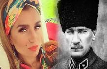 Tuğba Özay'dan çok konuşulacak 10 Kasım paylaşımı