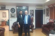 CHP'li vekil Nihat Yeşil Ankaralı Turgut'u unutmadı