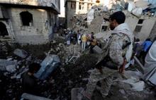 Suudi Arabistan geceyarısı Yemen'i vurdu