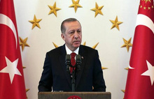 Erdoğan'dan yabancı sınırı açıklaması