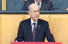 Devlet Bahçeli'den seçim barajı açıklamaları