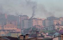 Avrupa'nın en kirli  havaya sahip 10 şehirden 8'i Türkiye'de