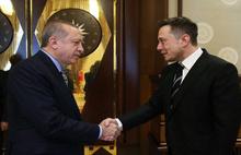 Erdoğan'la görüşen güçlü isim kim ?