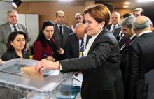 Meral Akşener firesiz genel başkan...