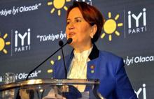 Meral Akşener: Sabit oyumuz yüzde 13...
