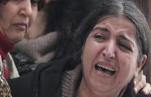Berkin Elvan'ın annesinin yıkıldığı an
