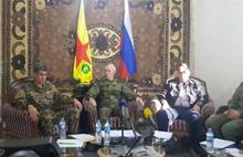Bu kez de Rus komutandan skandal görüntü