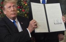 Trump'ın Kudüs kararına tepki yağıyor