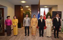 Tayland'ın  Milli günü Ankara'da kutlandı