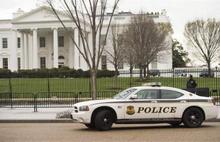 Beyaz Saray girişinde bomba alarmı...