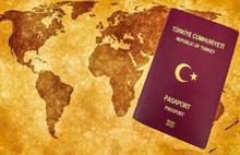 Pasaportlarda flaş gelişme