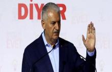 Başbakan Yıldırım'dan erken seçim sinyali