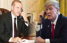 Trump Cumhurbaşkanı Erdoğan'ı kutladı