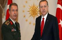 Erdoğan Hulusi Akar'ı 2019'a mı hazırlıyor ?