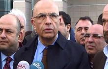 Enis Berberoğlu'ndan ilk açıklama