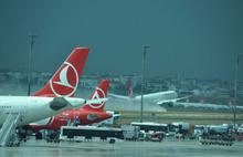 Atatürk Havalimanı'nda şaka gibi olay
