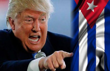 ABD Başkanı Trump'tan şok Küba kararı