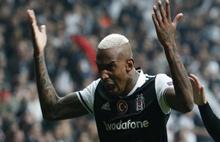 Beşiktaş'ta Talisca depremi