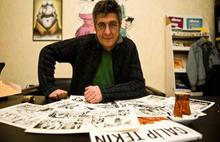 Karikatürist Galip Tekin hayatını kaybetti
