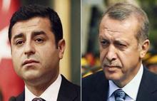 Demirtaş, Erdoğan'a dava açtı