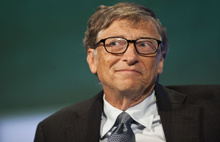 Bill Gates'ten dev bağış