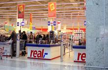 Market devi Real'in iflasına karar verildi