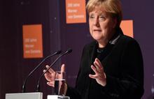 Merkel'den skandal Türkiye isteği