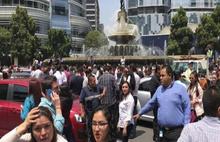 Meksika'da deprem: Ölü sayısı yükseliyor