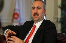 Adalet Bakanı'ndan andımız tepkisi